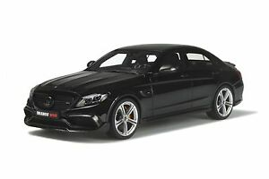 1-18-GT-Spirit-GT132-Mercedes-Brabus-650-Berline-C63-AMG-S-Noir