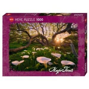 MAGIC FORESTS : CALLA CLEARING - Heye Puzzle 29906 - 1000 Teile Pcs.
