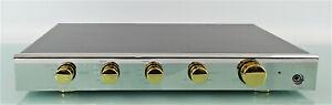 Linear-Acoustic-LAV-2-Vorverstaerker-mit-Phono-MM-MC-Gewaehrleistung