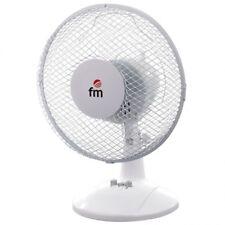 Ventilador de sobremesa FM S140 40CM de 3 aspas 45W Blanco
