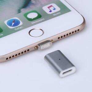 Lightning Magnetic Charger Adapter For Apple Iphone 6 6s 7