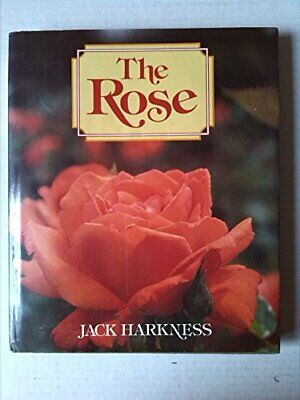 The Rose by Harkness, Jack L. Hardback Book The Fast Free