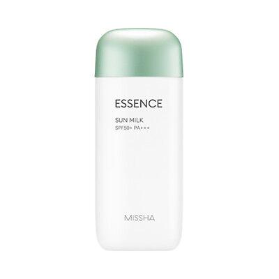 [MISSHA] All Around Safe Block Essence Sun Milk - 70ml (SPF50+ PA+++) (New)