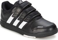 Adidas Lk Trainer 6 Cf K Kids Junior Black / White