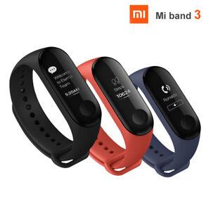 Pro  Xiaomi Mi Band 3 Smart Wristband Bracelet Watch OLED 50m Waterproof