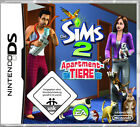 Software Pyramide DS Sims 2 Apartment-tiere - USK 0
