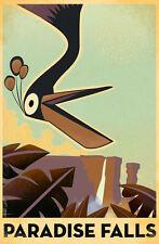 "Disney - Pixar - UP  (11"" x 17"") Collector's Poster Print (T5) - B2G1F"