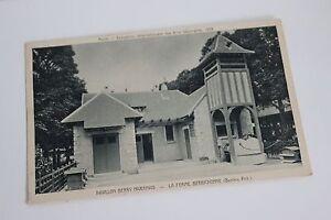CPA Exposition Arts Décoratifs 1925 Paris Pavillon Berry Nivernais Ferme