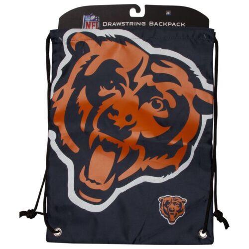 Chicago Bears Drawstring Backpack