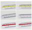 Buero-Schreibwaren-30cm-Lineal-Massstab-Scale-Ruler-Dreieck-Zeichnen-Technisch Indexbild 1