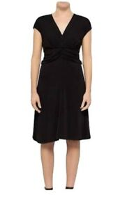 Gorgeous-Marella-SOFIA-Black-Dress-Sz-L-BNWT-RRP-370