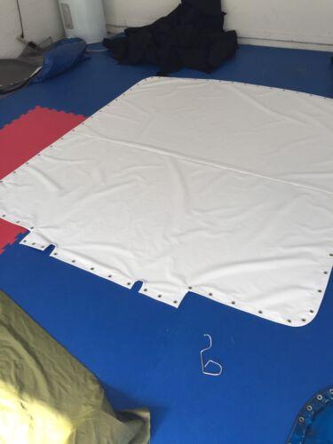 custom made weblon T-top canvas