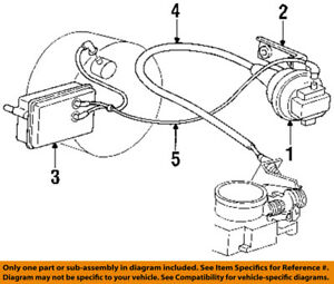 Image Is Loading Chrysler Oem Cruise Control Servo 4669977