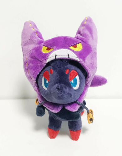 Pokemon Center Original Plush Doll Mascot Halloween Festival Zorua 4521329285450