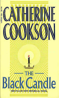Cookson, Catherine, The Black Candle, Paperback, Excellent Book