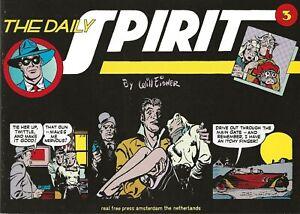 WILL EISNER - THE DAILY SPIRIT VOLUME 3 - 1976 (NOVEMBER 23 1942 - May 15 1943)