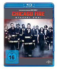 5 Blu-rays * CHICAGO FIRE - STAFFEL / SEASON 2 # NEU OVP +