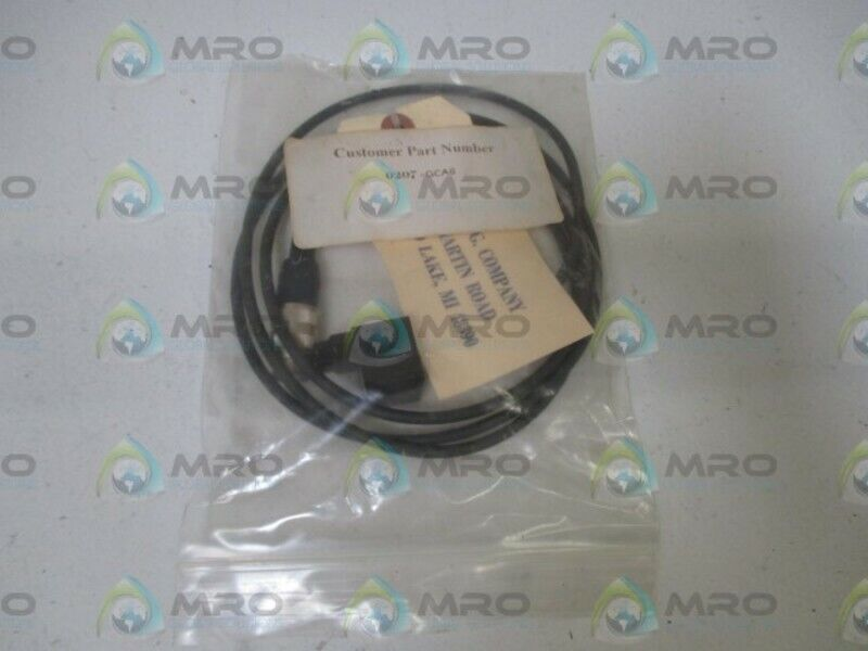 R&J MFG. COMPANY 0207-GCAB CABLE  NEW IN A BAG