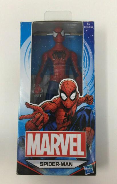 6 inch Marvel figure - Spider Man - New - Damaged Box