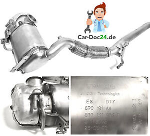 ORIGINAL-Dieselpartikelfilter-DPF-Audi-VW-Skoda-1-6-TDI-75-90-105-PS