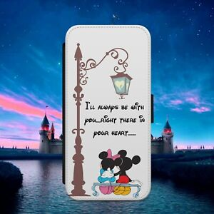 DISNEY-MICKEY-MINNIE-FLIP-WALLET-PHONE-CASE-COVER-FOR-IPHONE-SAMSUNG-HUAWEI