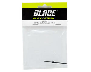 Horizon-Blade-nCPX-nCPS-Heli-Kohlefaserhauptrotorwelle-m-Stellring-BLH3307