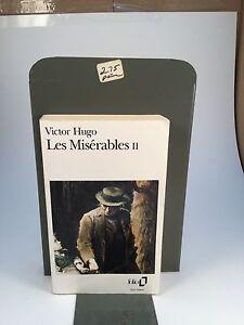Folio-Les-Miserables-II-by-Victor-Hugo-Paperback