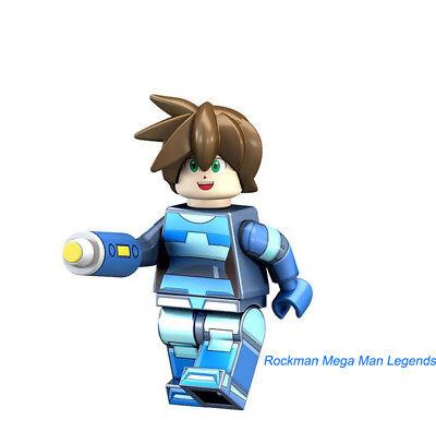 Rockman Mega Man EXE Anime Series building toy block Figures Gift Toys Model