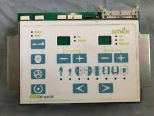 Schick Cdr Panx Panoramic Digital Dental X Ray Control Panel