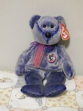 eb8c82d882a Periwinkle the Bear -Vintage TY Beanie Babies....Periwinkle the Bear