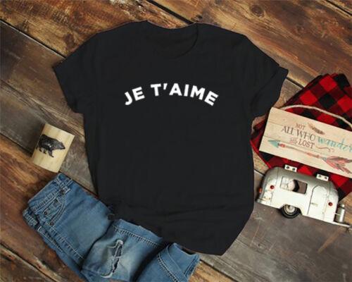 Cest la Vie T-shirt France Paris Tee French Tops Paris Shirt Casual Short Sleeve
