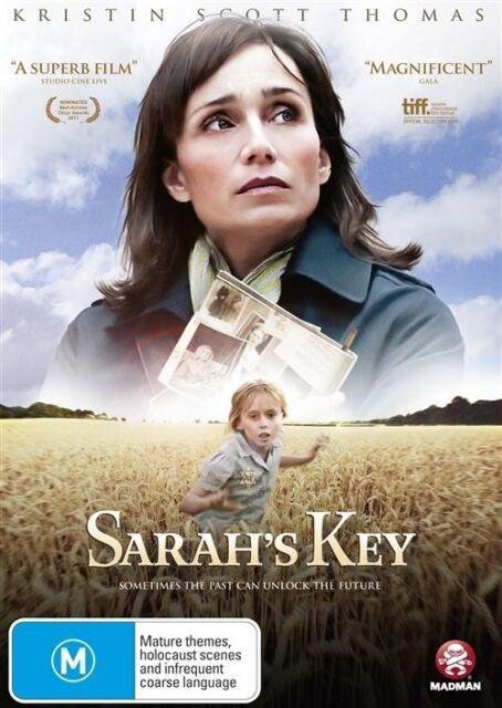 Sarah's Key (DVD, 2011)
