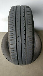 2-x-CONTINENTAL-ECOCONTACT-3-185-65-r15-88t-gomme-estive-PNEU-bande-TYRE-6-mm