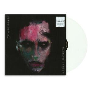 Marilyn-Manson-We-Are-Chaos-Translucent-White-Vinyl-Edi-2020-EU-Original