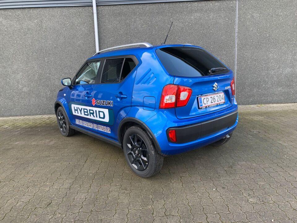 Suzuki Ignis 1,2 Hybrid Active Benzin modelår 2020 km 3000