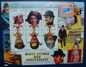 Charmant Saint-vincent 2000 Monty Python Humoriste Acteur Cinéma 4957-4962 Neuf Sans Charnière Haute SéCurité