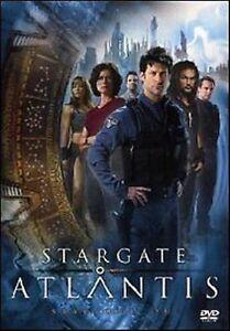 Dvd-STARGATE-ATLANTIS-Stagione-02-Box-5-Dischi-NUOVO