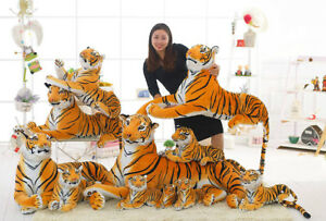 Large-Tiger-Plush-Animal-Realistic-Big-Cat-Orange-Bengal-Soft-Stuffed-Toy-Pillow