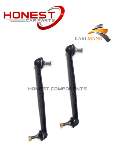 For Vauxhall Astra MK5 H 04-13 Front Stabiliser Anti Roll Bar Drop Links x2