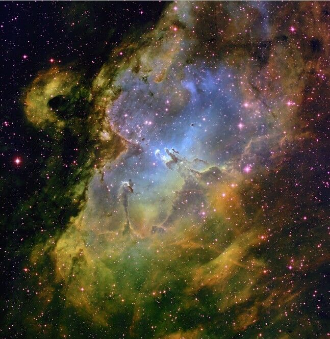 3D Star Universe Loch Fototapeten Wandbild Fototapete Bild Tapete Familie Kinder