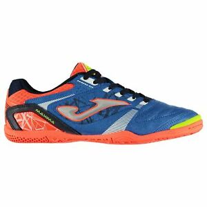 Joma-Maxima-Indoor-Football-Baskets-Pour-Homme-Gents-Bottes-Lacets-fixe-Rembourre