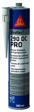 COLLE MASTIC SIKAFLEX 290 DC PRO NOIR 300 ML