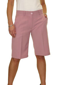 Nuovi 7 casual 22 8 eleganti sartoriali rosa Shorts pastello 1492 lavabili color wXrHwq