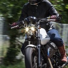 Motodemic LED Headlight Moto Guzzi V7 Cafe Racer Stone Classic Special Griso