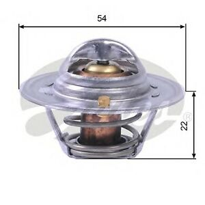 FOR FORD ESCORT MK2 1.3 70HP -80 NEW GATES THERMOSTAT