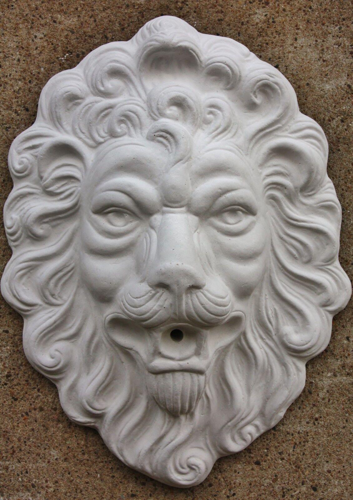 Gárgola cabeza León León para la parojo 42 cm h nuevo Frost Festival 4782