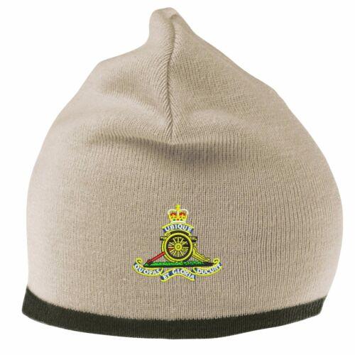 Artiglieria Reale Cappello Beanie con logo ricamato