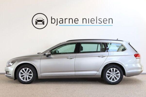 VW Passat 2,0 TDi 190 Comfortl. Variant DSG - billede 1