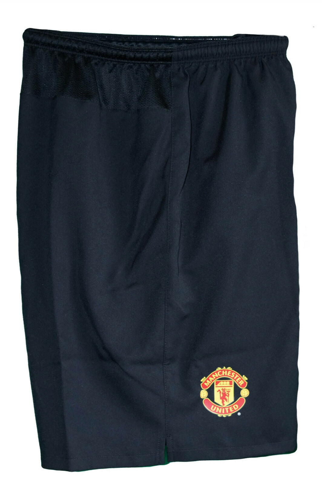 NUOVO Nike Manchester United Football Shorts Player Issue Nero XL