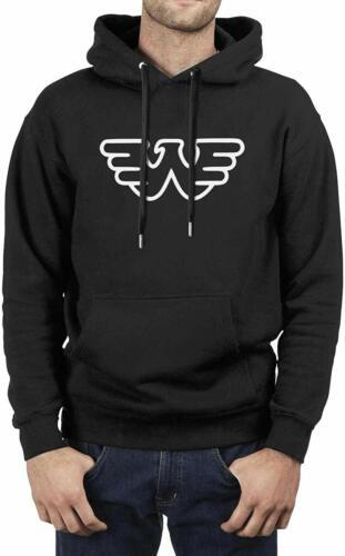 Mens Waylon Jennings Hoodies Long Sleeve Hooded Sweatshirt